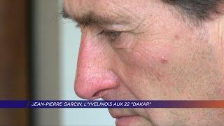 "Yvelines | Jean-Pierre Garcin, l'Yvelinois aux 22 ""Dakar"""