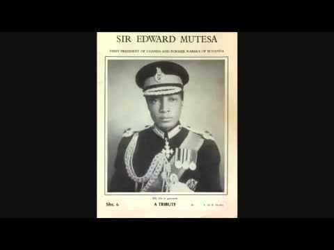 Kabaka Mutesa in Exile
