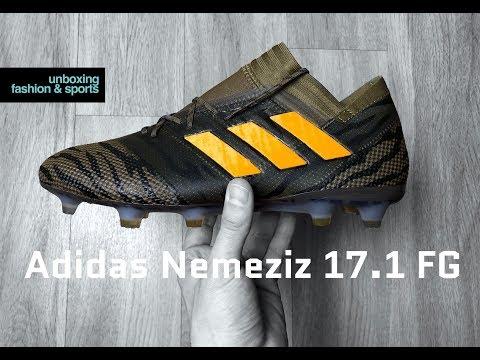 a53d1154b05f Adidas Nemeziz 17.1 FG  Lone Hunter Pack