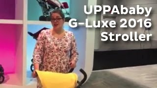 UPPAbaby G Luxe Stroller 2016 | ratings | comparisons | prices