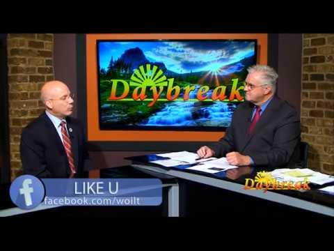 Daybreak w S.C.S Supt., Dr. Todd Freeman  2262018