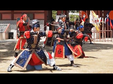 Archery: Korean Joseon Martial Arts