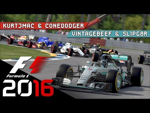 F1 2016 - BRAZIL Race - Everything is Illegal