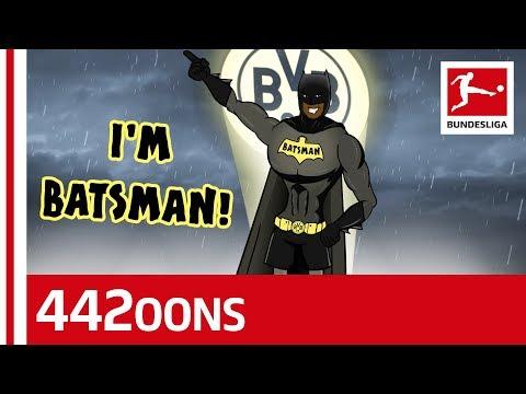 Batsman Rises feat. Michy Batshuayi - Powered by 442oons