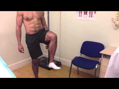 Range of Movement testing for the Hip joint