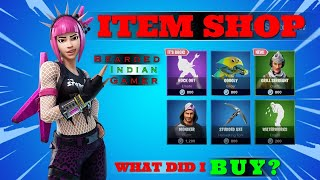 New Fortnite Skins In The Item Shop! Moniker, Power Chord, Grill Sergeant & More! Watch LIVE NOW!