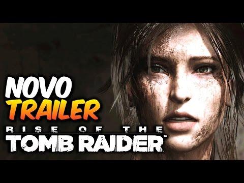 Trailer do filme Rise of the Tomb Raider - O Filme