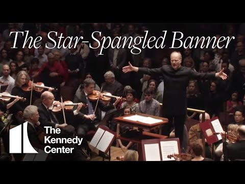 Stravinsky/Traditional: The Star-Spangled Banner - National Symphony Orchestra