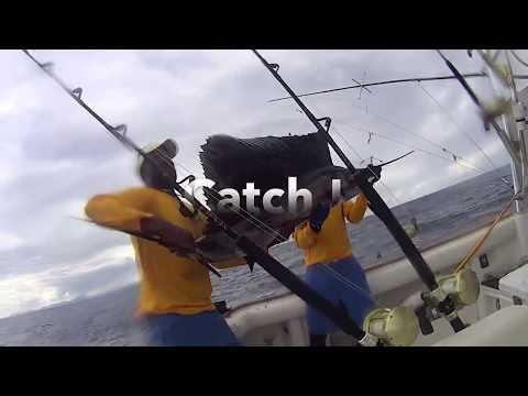 Fishing Punta Cana, Grand Slam With Fishing Aficionado
