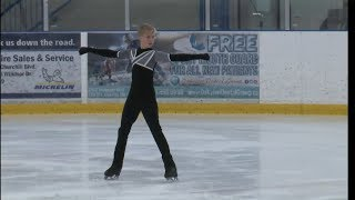 2019 Skate Ontario Sectionals Stephen Gogolev - SP