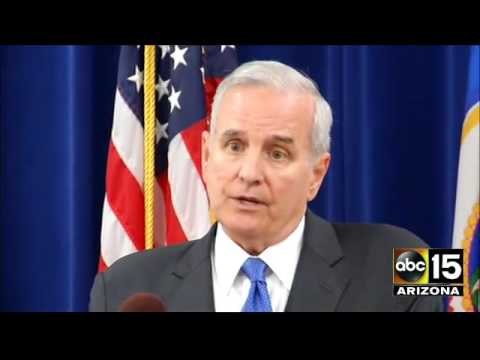 LATEST/FULL: Minnesota Gov Mark Dayton Discusses Philando Castile Death & Officers Slain in Dallas