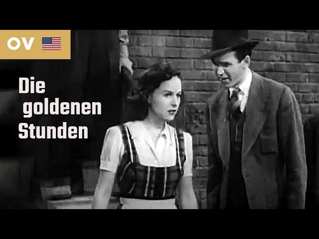 Die goldenen Stunden (Komödie in voller Länge auf Englisch, kompletter Liebesfilm, Musical, OV)