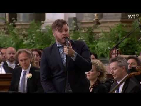David Pagmar - Paraply (Umbrella) | Royal wedding of Prince Carl Philip