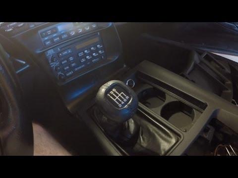 1995 Corvette Manual 6-Speed shift removal - YouTube on c5 corvette, chevrolet corvette, c7 corvette, c2 corvette, c1 corvette, grand sport corvette, c8 corvette, c3 corvette,