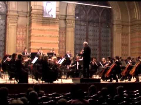«Farewell» («Прощание») (1997) симфонический этюд для оркестра (2)