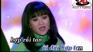 karaoke doi thong hai mo ( huong lan Beat paris by night)