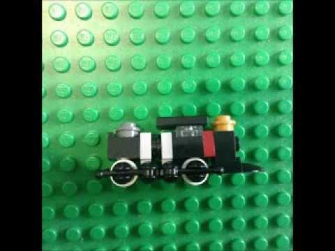 lego how to build 03 microscale steam train youtube