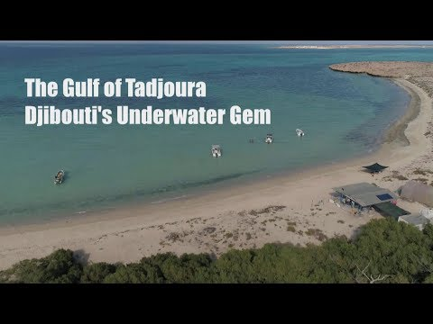 The Gulf of Tadjoura: Djibouti's Underwater Gem