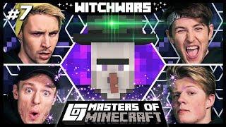 WITCHWARS met Jeremy, Link, Harm en Joost | Witchwars | MOM #7