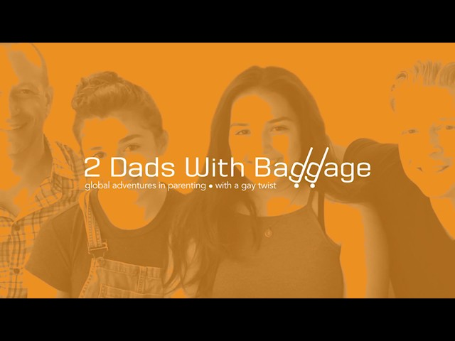 2 Dads With Baggage - Behind the Scenes as a Travel Blogger