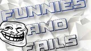 Stance RG: Funnies and Fails Ep. 2 (Peanut Butter On My Balls)