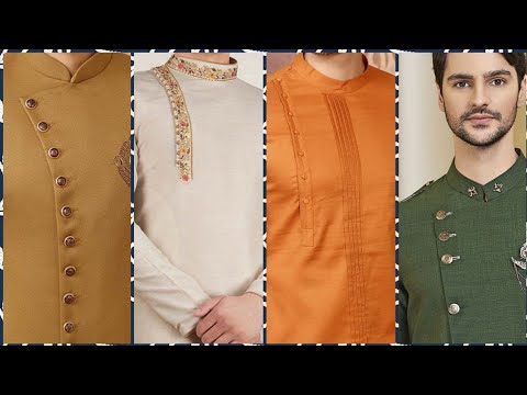 New man's kurta design for Eid collection 2020