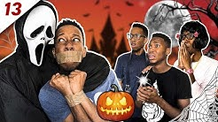 DISPARITION LE SOIR D'HALLOWEEN - LES PARODIE BROS