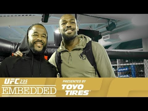 UFC 235 Embedded: Vlog Series - Episode 4