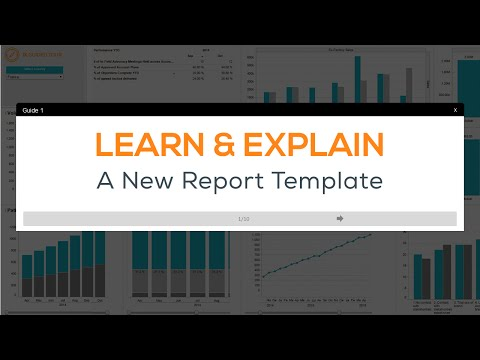 IX Guided Tour: Learn a new template