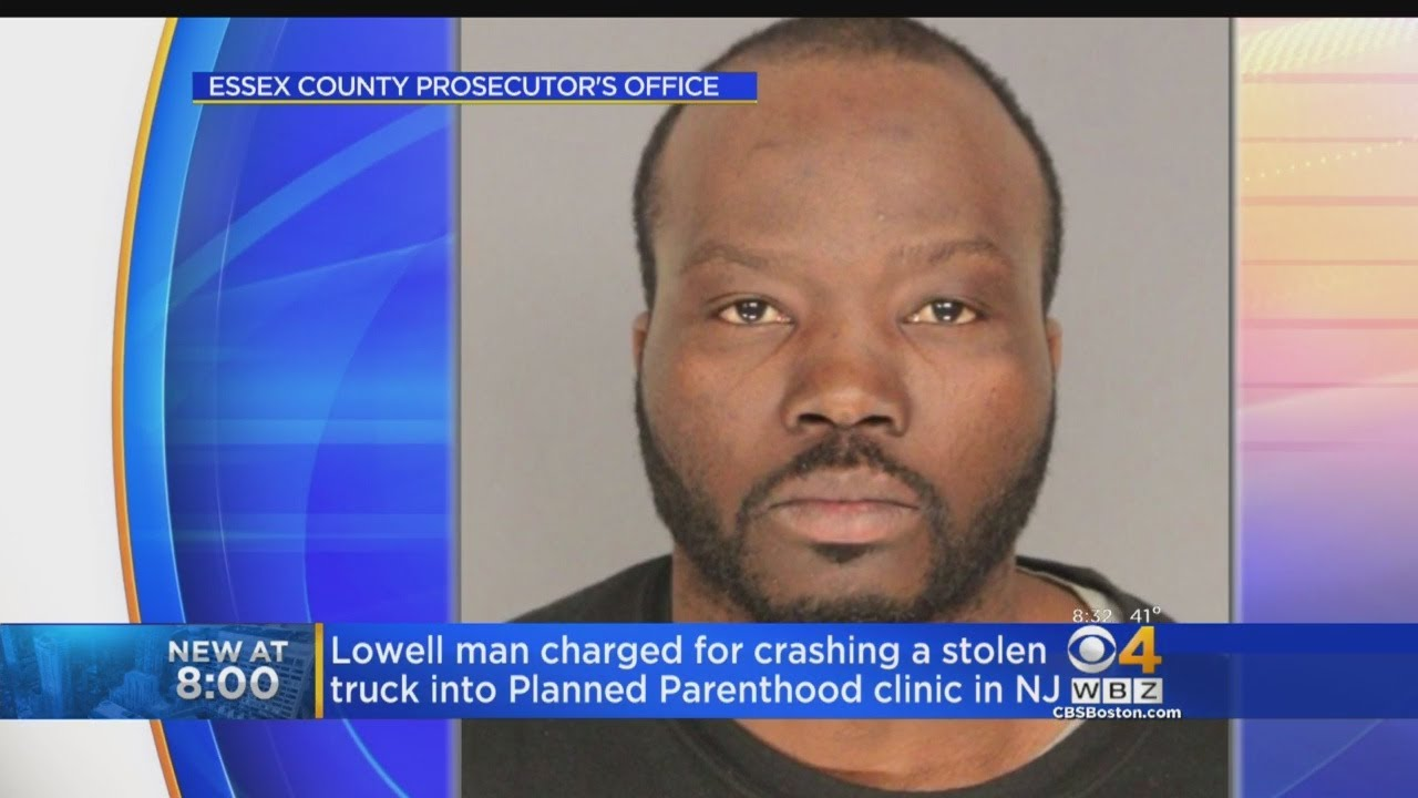 Lowell Man Charged With Crashing Truck Into Planned Parenthood Clinic