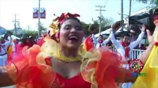 Gran Parada de Tradición en el Carnaval de Barranquilla 2015