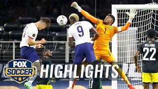 USMNT defeats Jamaica, 1-0, advances to semis on Matthew Hoppe's dramatic late goal   2021 Gold Cup