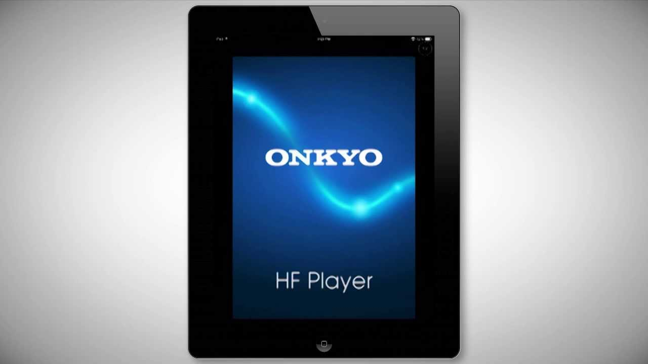 ONKYO - How to use the Headphone App