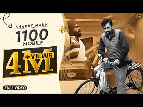 1100 - Mobile || Sharry Maan || Full...