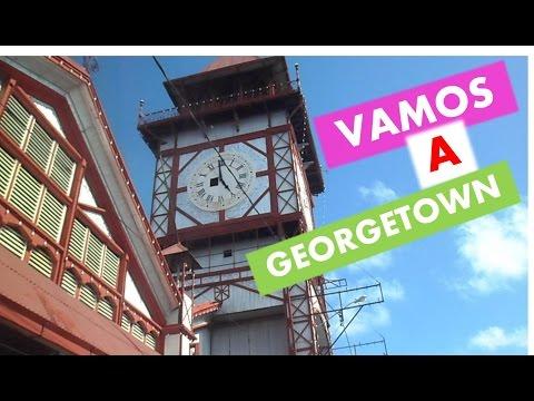 Nuestro primer vlog en la capital GEORGETOWN. #GUYANA
