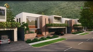 Park View City | Housing Society |  | Islamabad | Architectural Visualization  | Inter Graphics