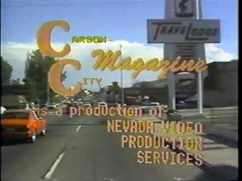 Carson City Magazine 1983