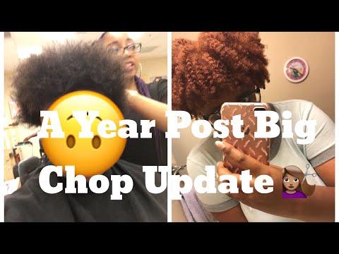 1 Year Post Big Chop Update | Sierra Leone