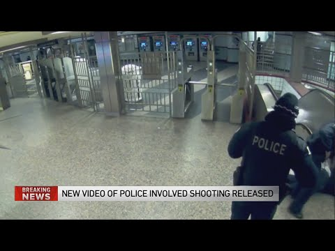 COPA releases videos of police-involved shooting at CTA Red Line station