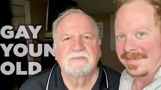 What Happened to Us - Life with a 70 Year Old Gay Daddy in 2020