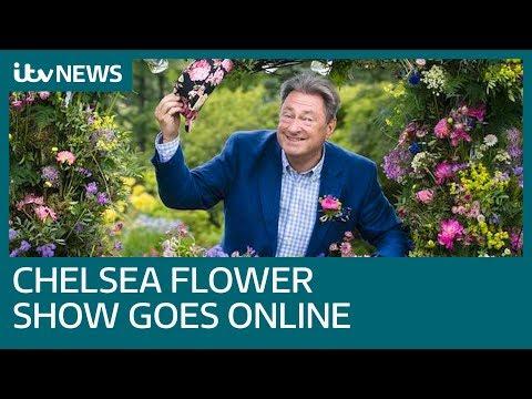 Experts Hail Power Of Gardening As Chelsea Flower Show Goes Online | ITV News