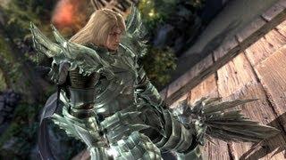 GAME RAGE | Soul Calibur V: Conquering Legendary Souls (Siegfried Stage)