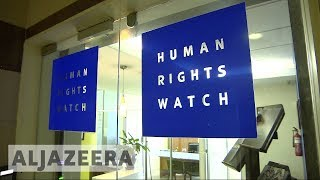 HRW: Widespread election-related sexual violence in Kenya