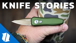 Delivering a Baby With a Pocket Knife...And Other Crazy Knife Stories! | Week One Wednesday Ep. 11