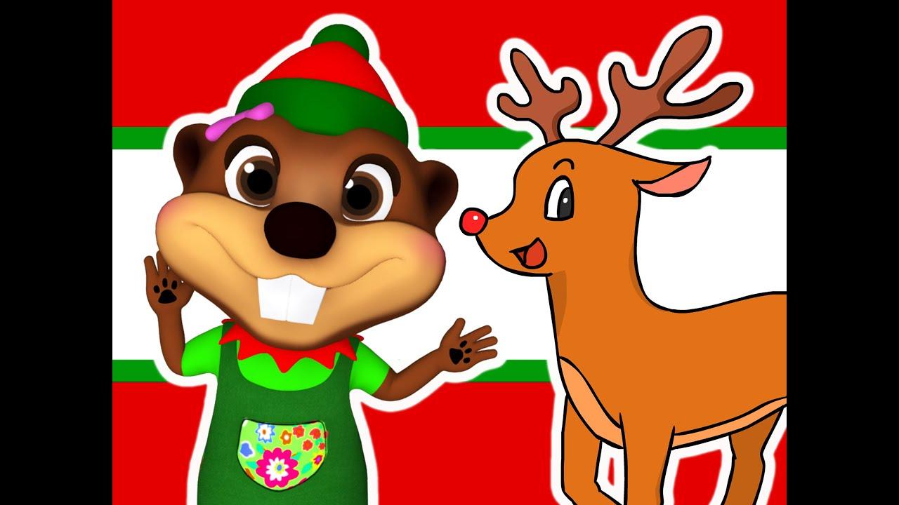 Doop Dap Christmas  Kids Christmas Songs Santa Claus Reindeer