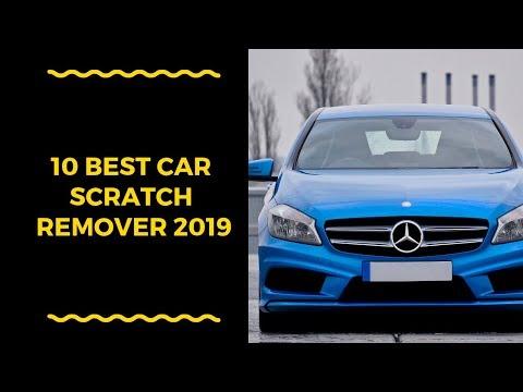 10 Best Car Scratch Remover in 2019