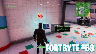 Fortnite Battle Royale ? Fortbyte Challenges How to get the Fortbyte #59