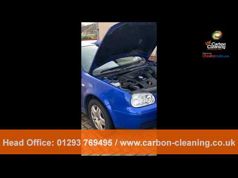 VW Golf 1.9tdi engine carbon cleaning