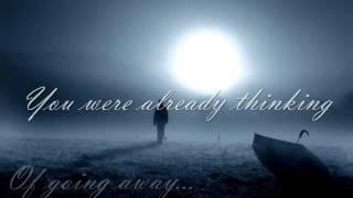 Katatonia  - Gone (with lyrics)