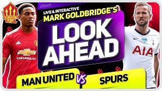 Manchester United Vs Tottenham! Transfers Or Three Points? Man Utd News